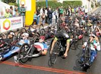 The Landaulaise - handbike race