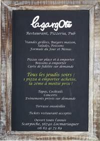 LAGARGOTE - Locmariaquer