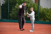 Stages de tennis jeunes à Sarzeau - Parc des sports