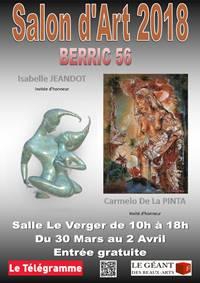3ème Salon d'Art de Berric