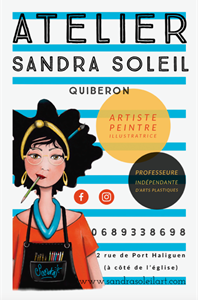 Atelier SANDRA SOLEIL