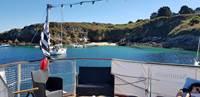 Arzmael - Sorties en mer- croisière - location de bateau