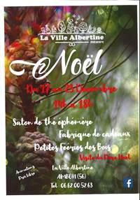 Noël à la Ville Albertine