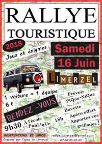 Rallye touristique