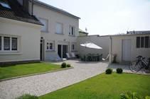 Maison moderne claire et spacieuse avec jardin sur Voie Verte à Sedan - Glaire - Ardennes
