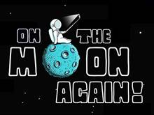 On the moon again - Découverte de la lune