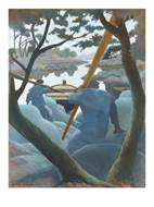 Exposition Gildas Flahault, peintre