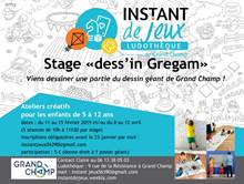 Stage dess'in Gregam