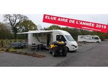 Aire de Lann Floren - Étape Campings-Cars