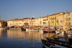 SAINT-TROPEZ ET SON PORT