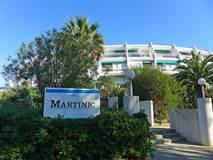 Appartement Martinic / 4 personnes / 2 pièces / 1 chambre / 25 m2