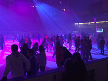 Espace glace - patinoire olympique