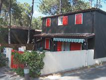 Maison Les Palombes / 4 personnes / 2 pièces / 1 chambre / 32 m2