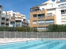 Appartement Le Pharo / 2 personnes / 1 pièce / 1 chambre / 27 m2