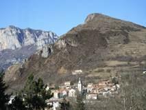 Fête de village à Albiès