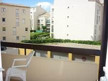 Appartement Les Huniers / 4 personnes / 1 pièce / 1 chambre / 19 m2