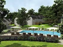 Maison Domaine de la baie d'Audierne / 6 personnes / 3 pièces / 1 chambre / 46 m2