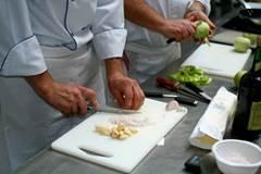 Cours de cuisine chez Lenôtre