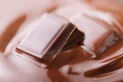 Les enfants fondent pour le chocolat