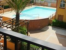 Appartement L'Alhambra / 4 personnes / 1 pièce / 1 chambre / 27 m2