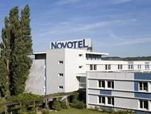 Novotel Aéroport Porte De Marseille Hotel
