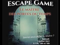 ESCAPE GAME AU CHÂTEAU DE FICHES À VERNIOLLE
