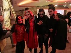 Halloween à la Grotte du Mas-d'Azil