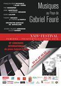 Festival Gabriel Fauré