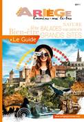 GUIDE PRATIQUE  ARIEGE PYRENEES - 2019