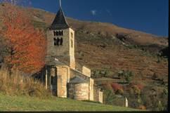 Les Églises Romanes de la haute vallée de l'Ariège
