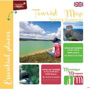 TOURIST MAP ( Anglais)