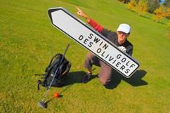 SWIN GOLF DES OLIVIERS