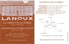 Portes ouvertes aux Ateliers d'Art du Château de Lanoux