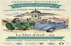 Annulé - Rassemblement et exposition de véhicules anciens
