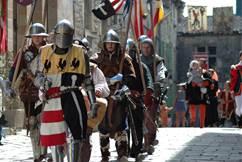 Journées Médiévales au château de Foix - Mai 2017