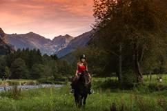 L'écrin des Cimes - Equitation
