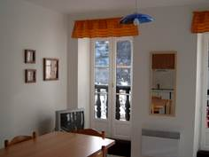 APPARTEMENT 2/4 PERS. À AX-LES-THERMES