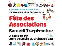 FÊTE DES ASSOCIATIONS À VARILHES