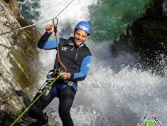 Spéléo Canyon Ariège avec Rodolphe STURM