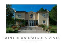 VILLAGE DE SAINT-JEAN D'AIGUES VIVES