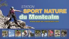 Station sport nature du Montcalm - Vallée d'Auzat Vicdessos