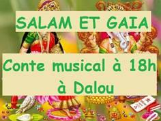 CONTE MUSICAL À DALOU
