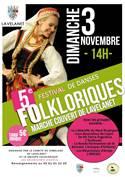 5eme FESTIVAL DE DANSES FOLKLORIQUES