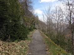 Parcours athlé nature : canal carré