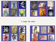 EXPOSITION DE PASTELS AU LÉO À FOIX
