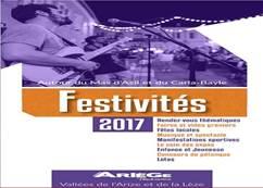 Guide des festivités des vallées Arize Lèze