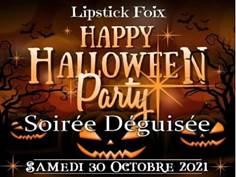 HAPPY HALLOWEEN PARTY AU LIPSTICK À FOIX