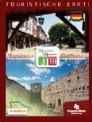 TOURIST KARTE ( Allemand)