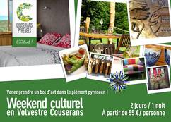 WEEK-END JOURNEES EUROPEENNES DES METIERS DES ARTS EN VOLVESTRE-COUSERANS