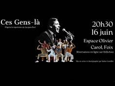 MUSICAL COMEDY - L'HISTOIRE MAGIQUE À FOIX